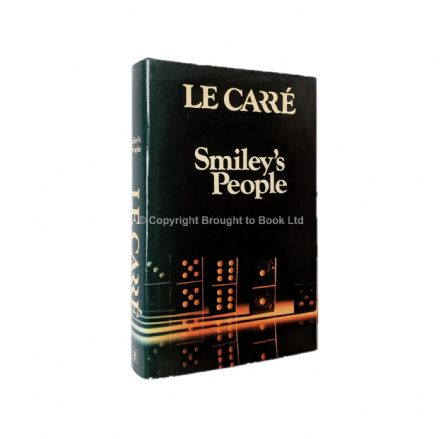 Smiley's People Signed by John le Carré First Edition Published Hodder & Stoughton 1980
